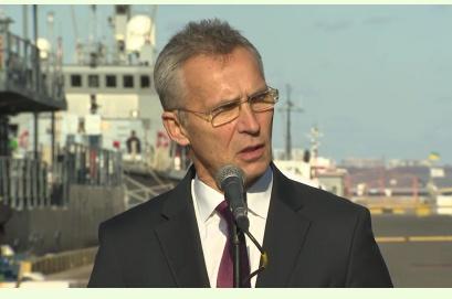 Усі країні НАТО засуджують агресивні дії Росії в Чорному морі – генсек НАТО