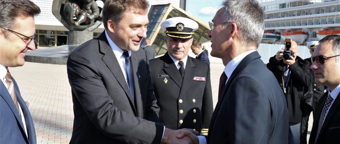 Ми хотіли б бути невід'ємним членом групи НАТО в Чорному морі – Міністр оборони