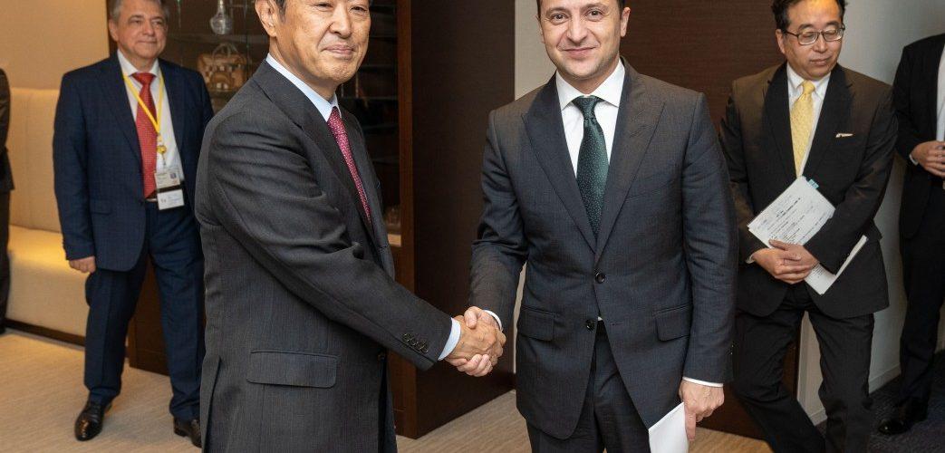 Президент спілкувався з японським агентством міжнародного співробітництва (JICA) про мост через Південний Буг у Миколаєві