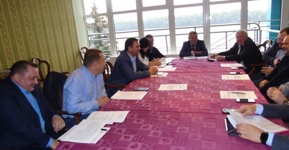 В Ізмаїльському порту відбулось засідання Ради порту