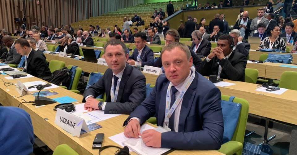 Україна готова приєднатися до Кейптаунської Угоди 2012 року з безпеки риболовних суден, – Юрій Лавренюк