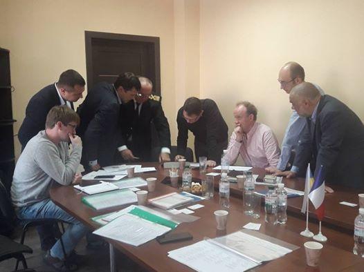 Міжнародні та українські експерти почали роботу над попереднім ТЕО Бердянського порту