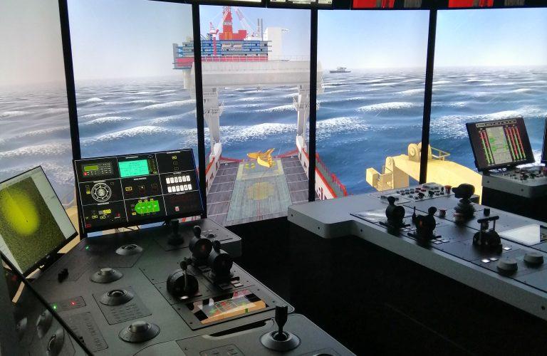 Міжнародна конференція з використання тренажерного обладнання компанії Kongsberg Maritime
