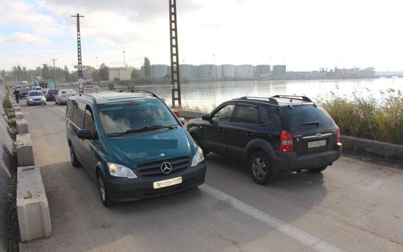 АМПУ ввела в експлуатацію понтонну переправу на трасі Одеса-Чорноморськ