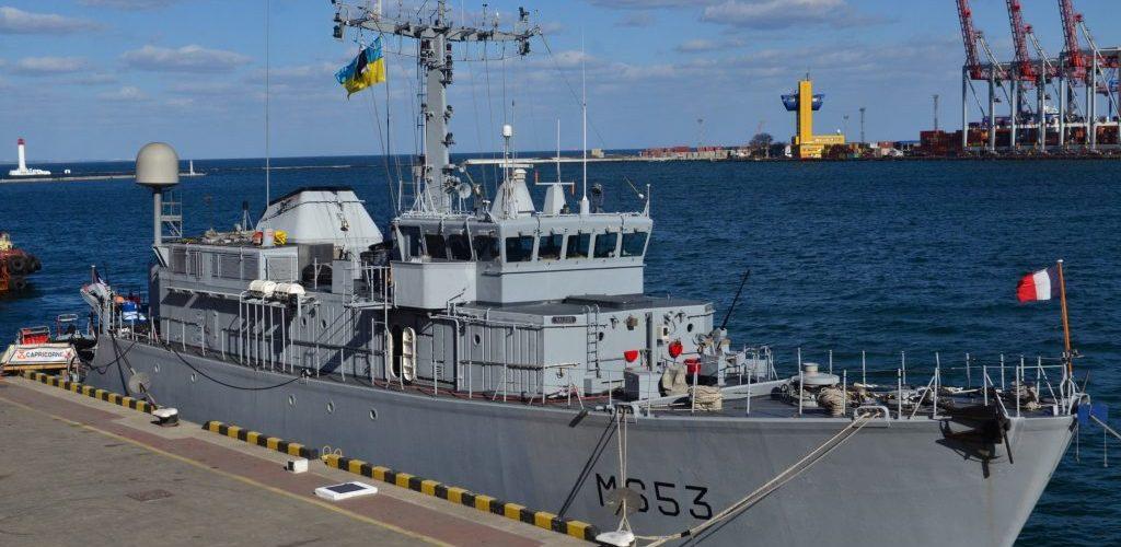Група кораблів НАТО увійшла в Чорне море