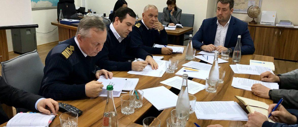 Держгідрографія провела засідання науково-технічної ради