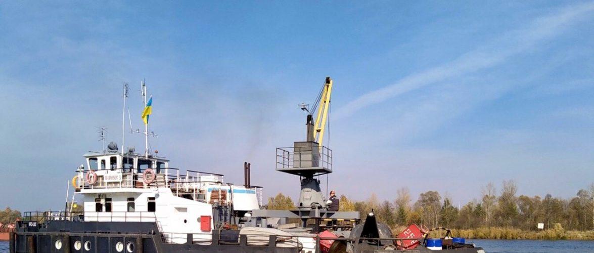 Держгідрографія розпочала зняття навігаційного обладнання на ріках