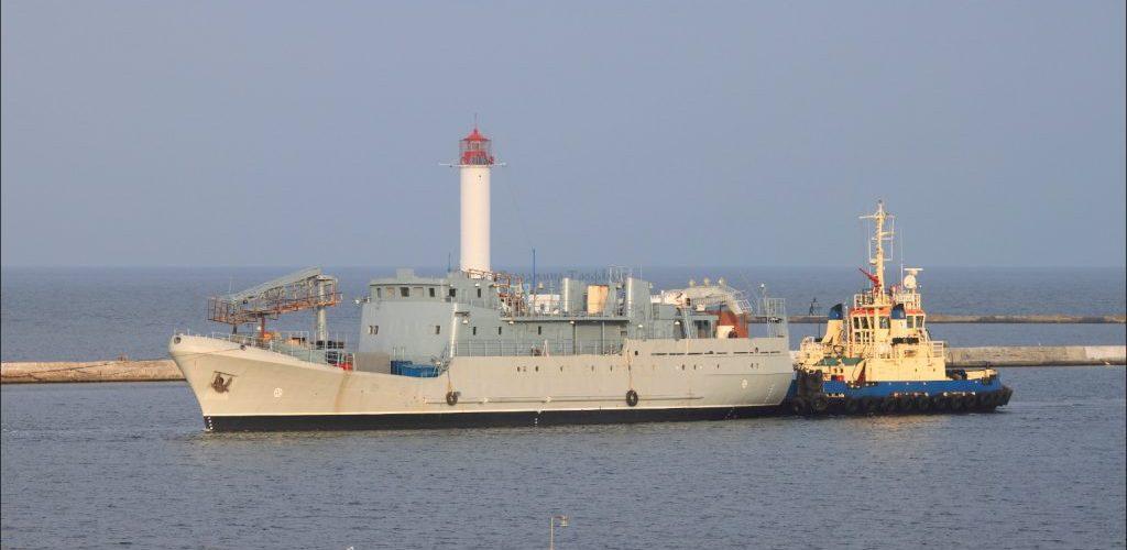 Середній розвідувальний корабель «Лагуна» буде добудовано на «Судноверф Україна»
