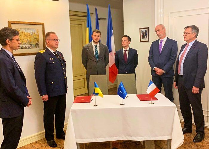 «Морська пошуково-рятувальна служба» та компанія «Airbus Helicopters» планують розвивати можливості України з пошуку на морі