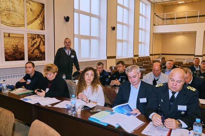 Представники Морської пошуково-рятувальної служби прийняли участь у ХX Конференції в НУ «ОМА»