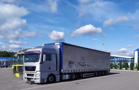 """За ініціативи Одеської ОДА """"Укртрансбезпека"""" посилила нагляд за перенавантаженням фур на виїзді з терміналу ТІС"""