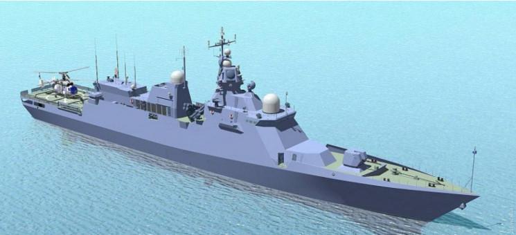 """ГПУ розпочала кримінальне провадження щодо можливих зловживань під час будівництва """"корветів"""" для потреб ВМС України"""