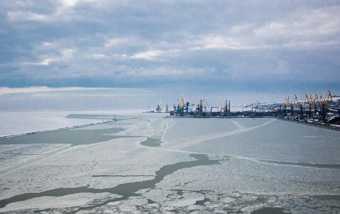 Маріупольський морський порт готується до зимової навігації