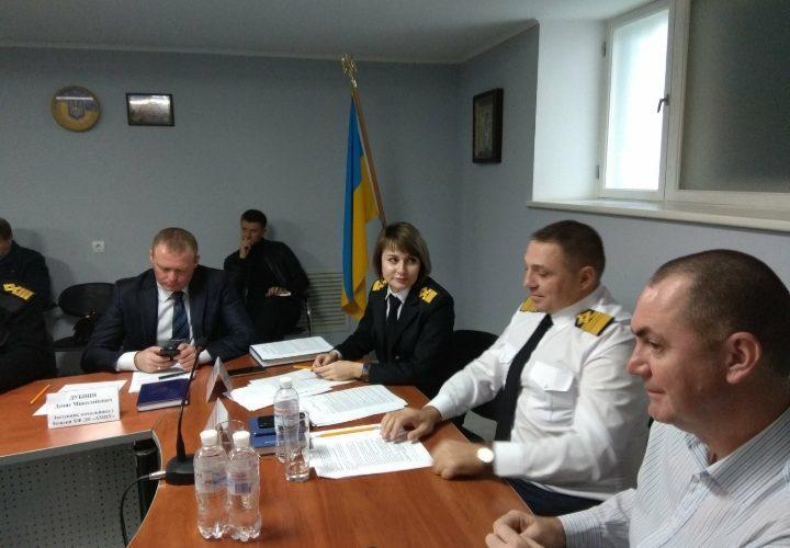 Рада морського порту Херсон обговорилаКорпоративну стратегію ДП «АМПУ»