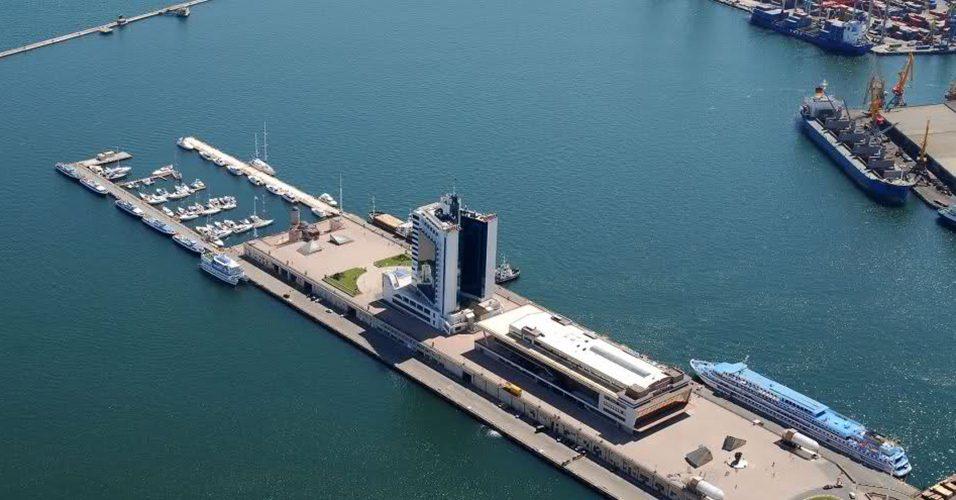 Пасажирський комплекс Одеського порту планується до передачі в концесію – АМПУ