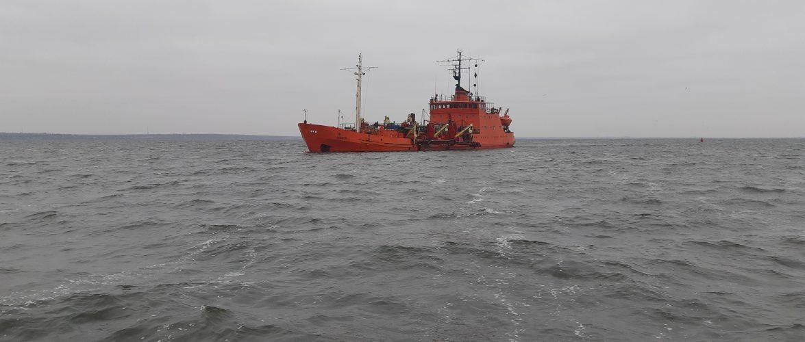 «Дельта-лоцман» розпочало експлуатаційне днопоглиблення Бузько-Дніпровсько-лиманського та Херсонського морського каналів