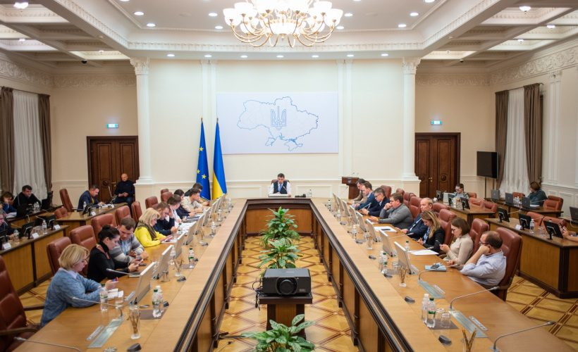 Погорілий Олександр призначений головою Державної служби з безпеки на транспорті (Укртрансбезпека)