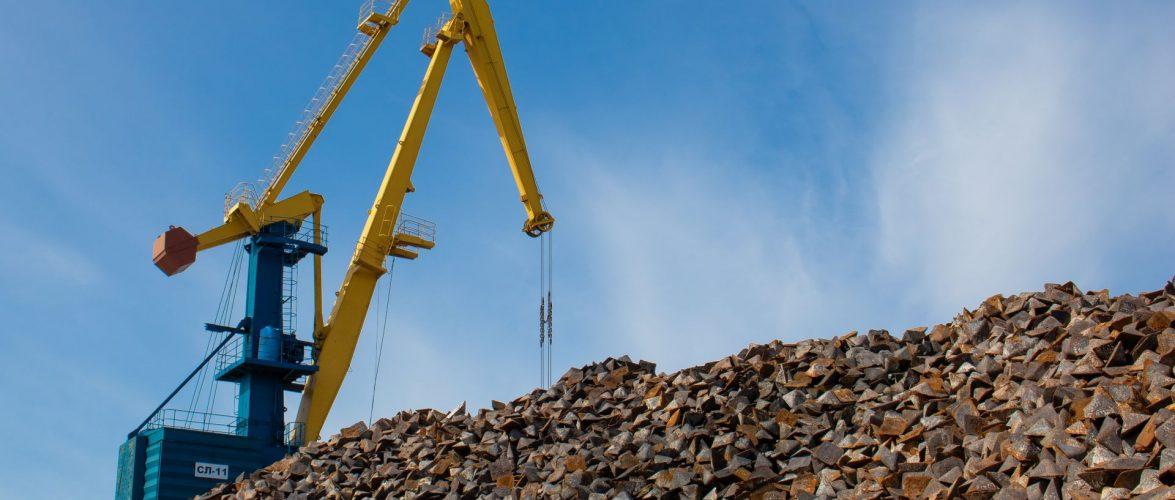 10 місяців у Маріупольському порту вантажоперевалка перевищила на 5,4% показники аналогічного періоду минулого року
