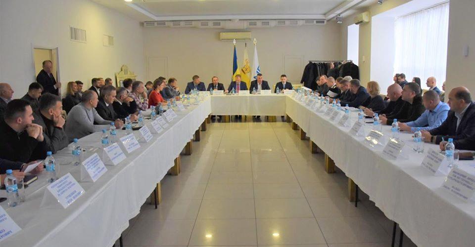 На Раді порту обговорили нову редакцію Обов'язкових постанов по порту «Миколаїв»