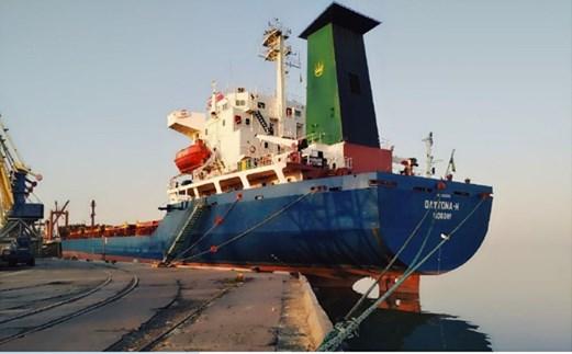 Об'ем перевалки «Аскет Шиппінг» в Бердянському морському порту за січень-грудень 2019 року склав 1,230 млн. тонн