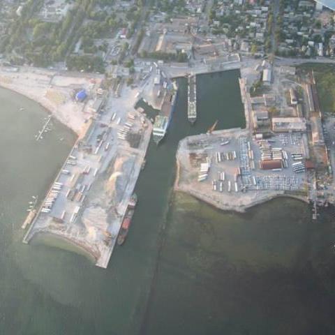 Єдиний майновий комплекс ДП «Скадовський морський торговельний порт» виноситься на приватизацію