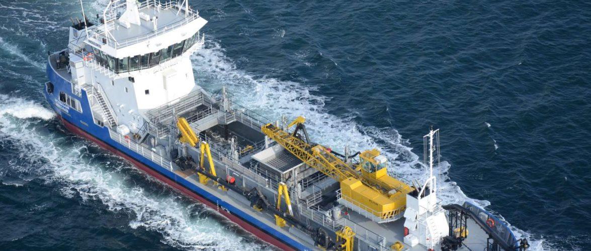 «Дельта-лоцман» завершив класифікаційний ремонт землесосу «Інгульський»
