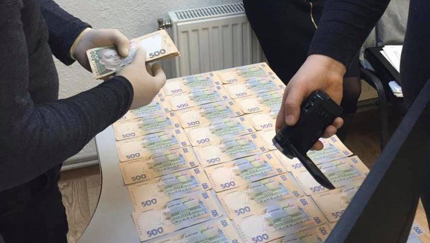 Затримано посадову особу Морської адміністрації на хабарі у 50 тис. гривень