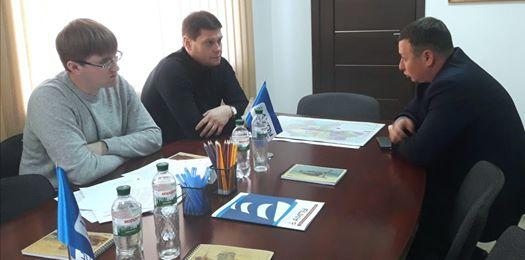 Корпоративну стратегію ДП «АМПУ» обговорили з місцевою владою Бердянська