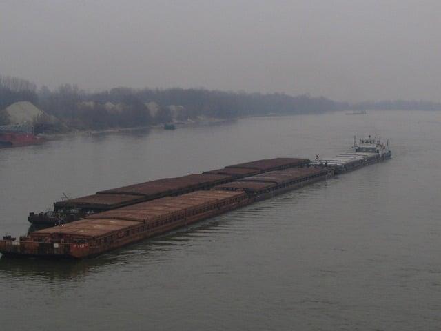 """Обсяг перевезень """"Українського дунайського пароплавства"""" за 11 місяців зріс на 4,4 відсотка"""