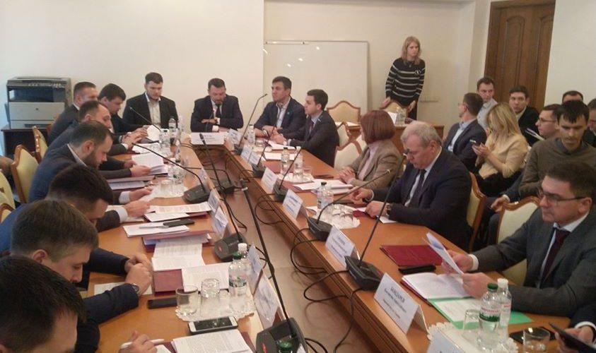 """Комітет ВРУ з питань транспорту направив на доопрацювання всі три законопроекти про """"Внутрішній водний транспорт"""""""