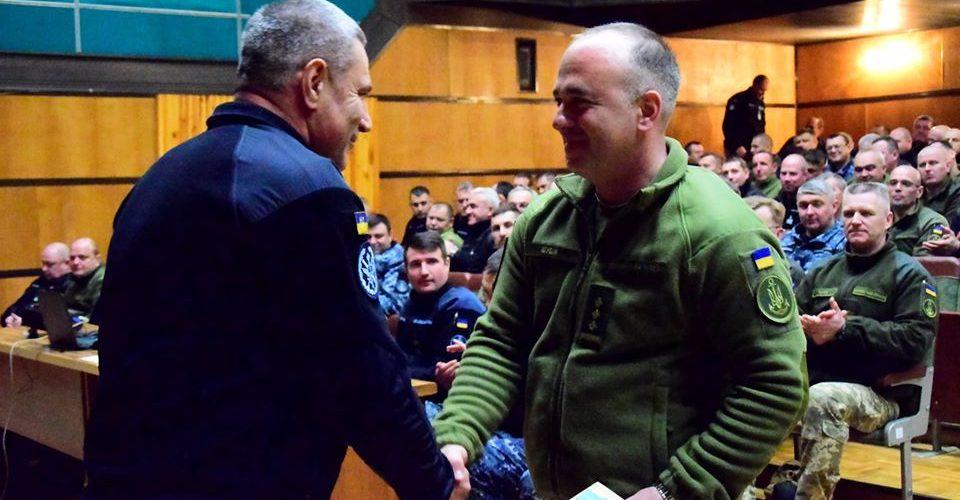 Військово-морські сили України підбили підсумки діяльності за 2019 рік