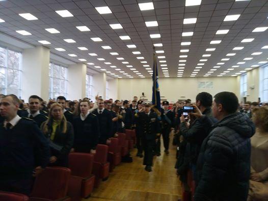 """Курсанти-магістри """"Одеської морської академії"""" отримали дипломи"""
