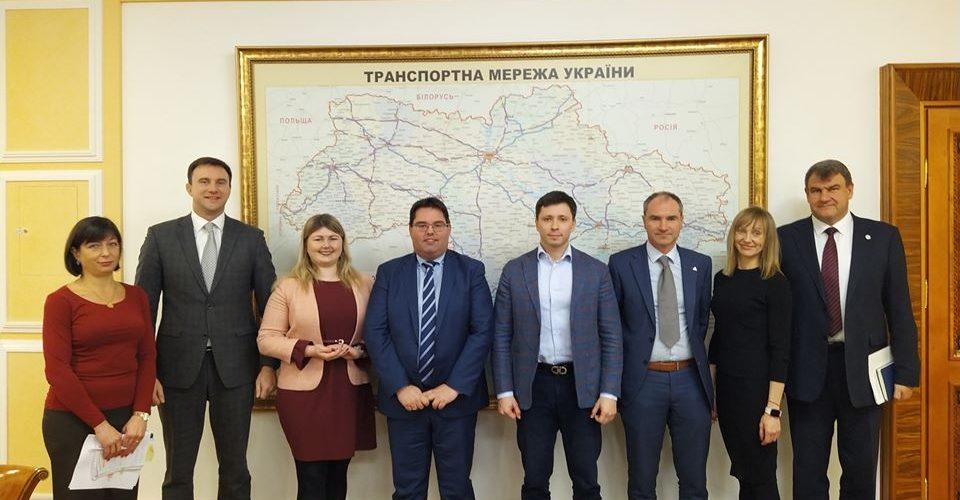 Делегація порту Антверпен відвідала Адміністрацію морських портів України