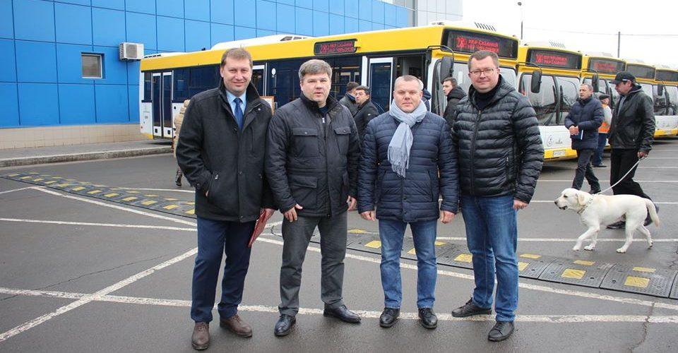 В Маріуполі запустили автобусний маршрут через порт