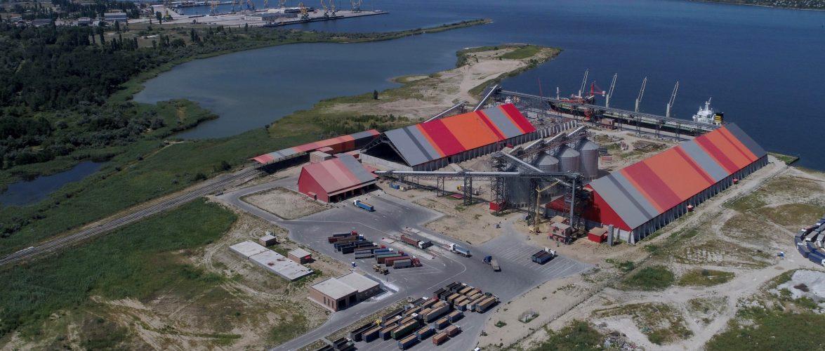 Зерновий термінал EVT побудує ще 20 силосів для зберігання зернових до кінця 2020 року
