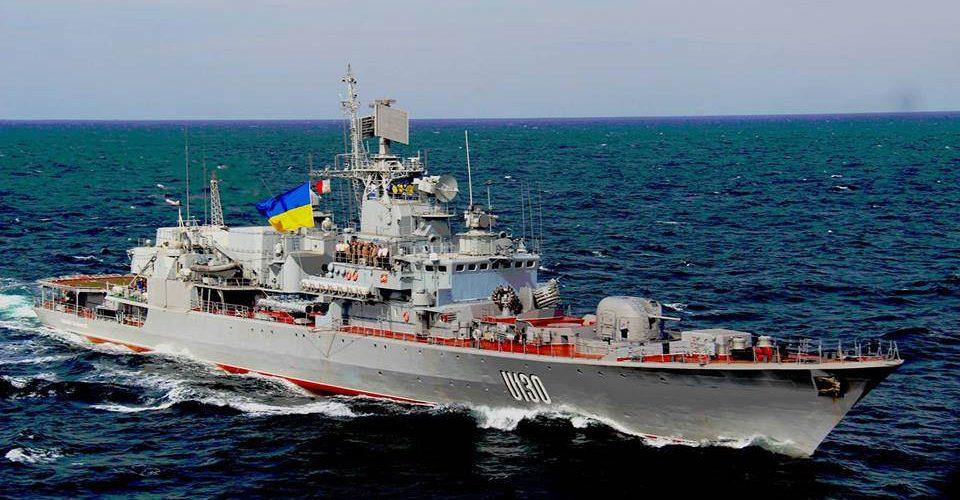 Кабмін доручив погасити 192 млн грн боргу по модернізації фрегата «Гетьман Сагайдачний»