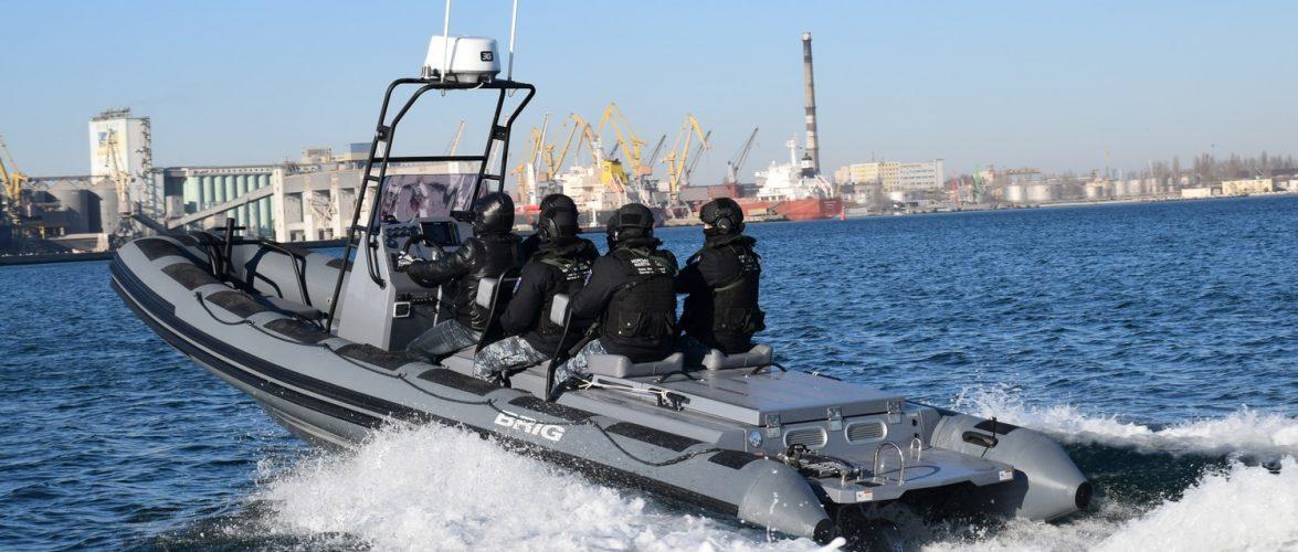 Морська охорона отримала нові катери для Одеського та Маріупольського загонів