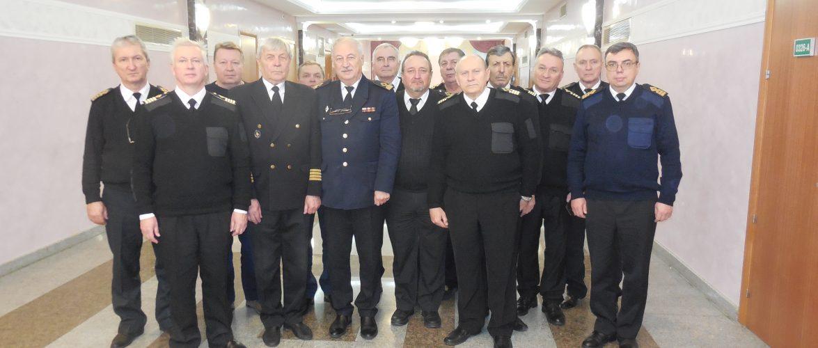 """Лоцмани-оператори СРРС філії """"Дельта-лоцман"""" підтвердили свою кваліфікацію"""