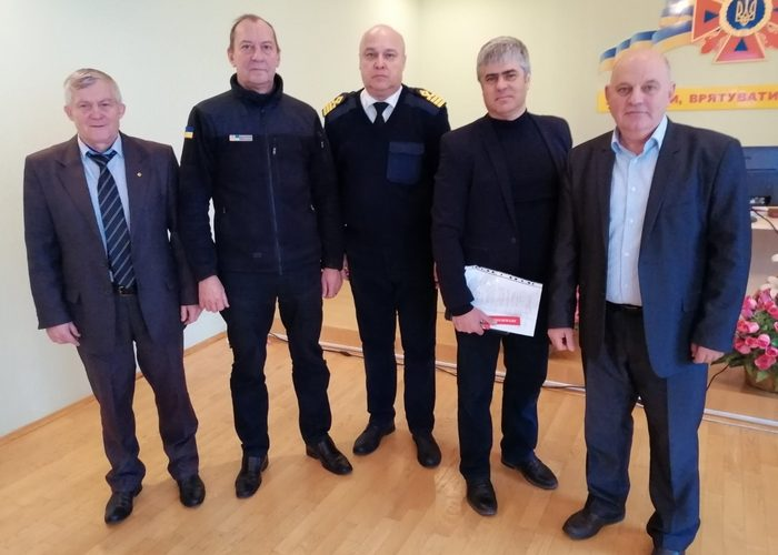 Представники КП «МПРС» прийняли участь у підсумковій конференції за результатами діяльності системи авіаційного пошуку і рятування у 2019 році