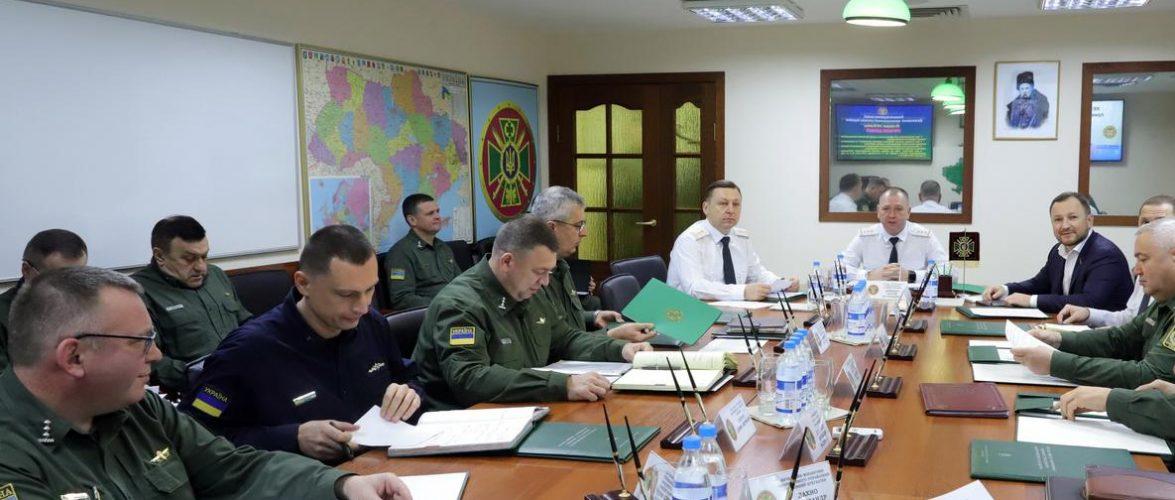 У Києві відбулося засідання колегії Адміністрації Державної прикордонної служби України щодо розвитку у 2020 році