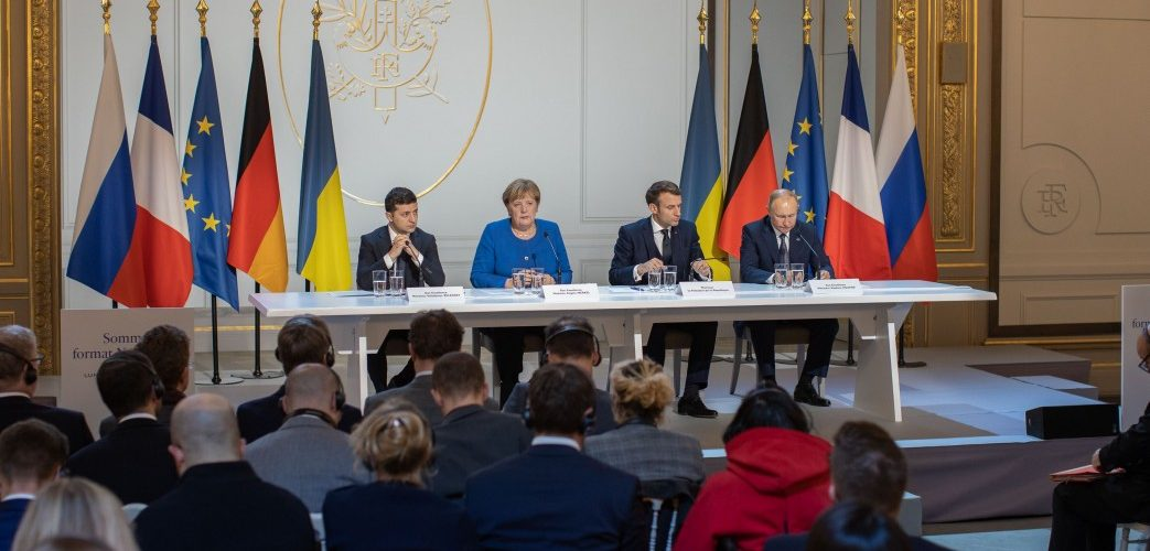 Загальні узгоджені висновки Паризького саміту в Нормандському форматі 9 грудня 2019 року (Повний текст)