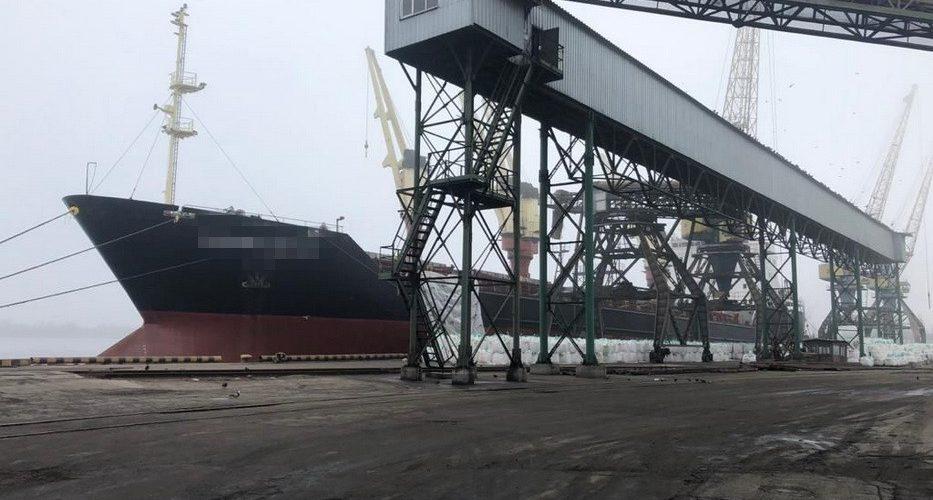 У Херсонському порту СБУ викрила експортера на багатомільйонному ухиленні від сплати податків