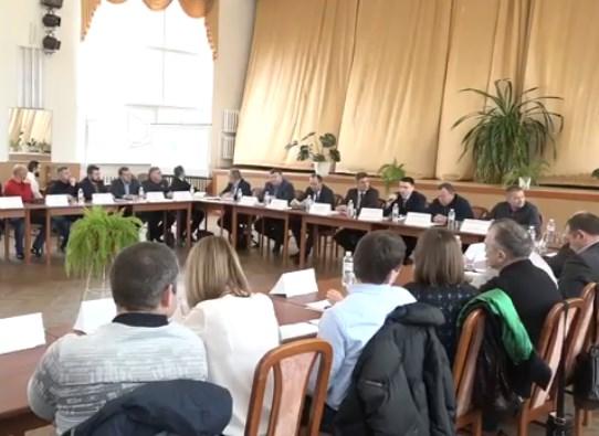 На засіданні Ради порту Миколаїв розглянули проект COFCO, а також питання функціонування залізничної інфраструктури