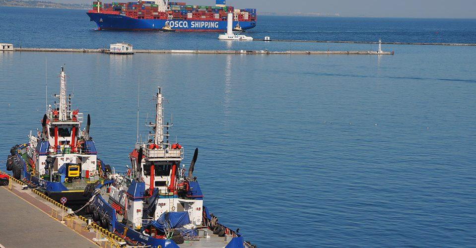 Термінали одеського порту в 2019 році перевантажили більше 50% вітчизняного контейнерного ринку