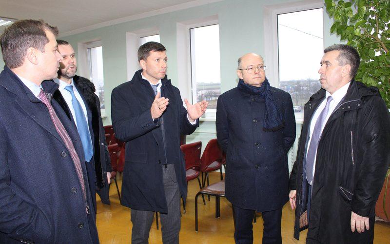 Делегація з Азербайджану відвідала морський порт Чорноморськ