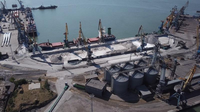 """ДП """"БМТП"""" було опрацьовано 532,3 тис. тонн вантажів у 2019 році"""