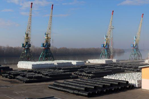 Ізмаїльский порт повністю виконав план з вантажоперевалки 2019 року
