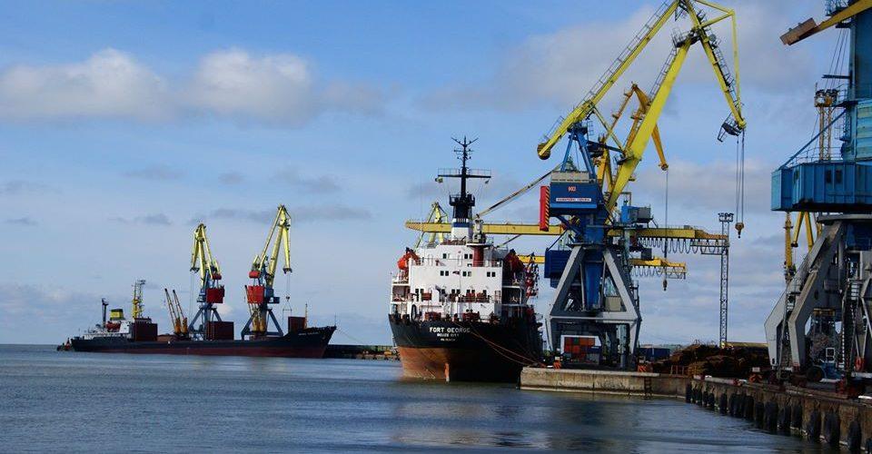 У 2019 році сумарний вантажообіг стивідорних компаній Маріупольського порту склав 6 млн 483 тис. тонн
