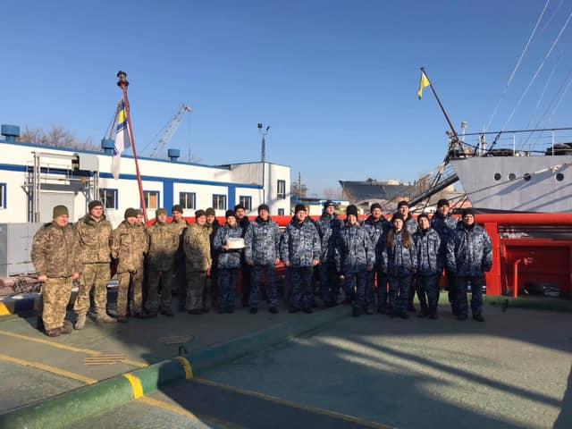 У Водолазній школі Збройних Сил України завершила навчання та успішно склала іспити друга група курсантів