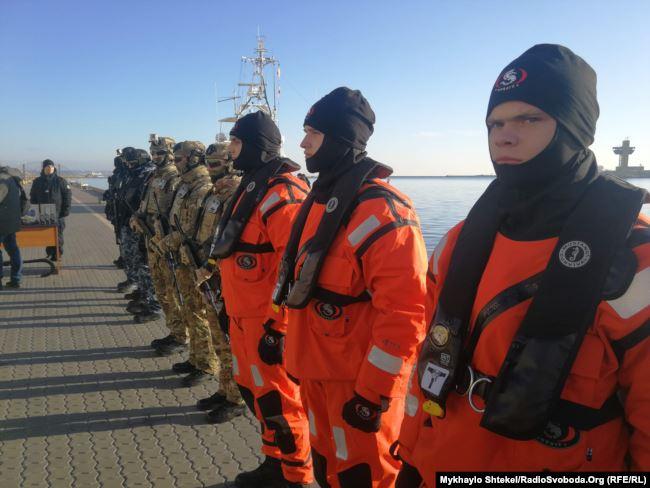 Морська охорона отримала обладнання на понад мільйон доларів за програмою EXBS Держдепартаменту США